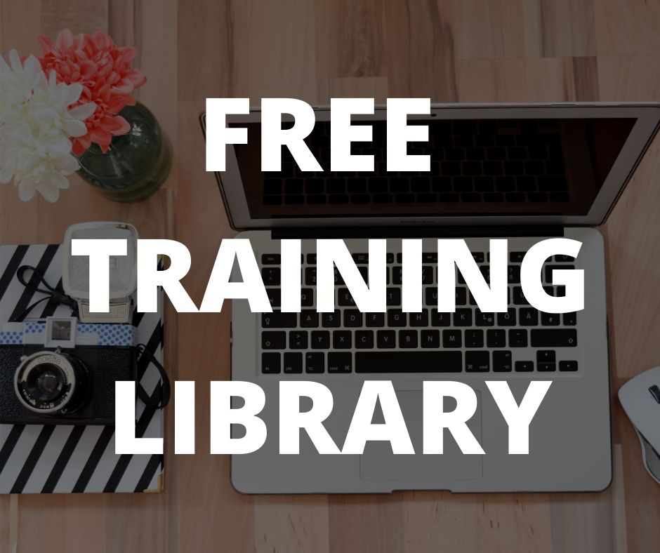 FREE TRAINING LIBRARY