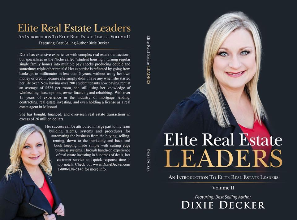 dixie decker book