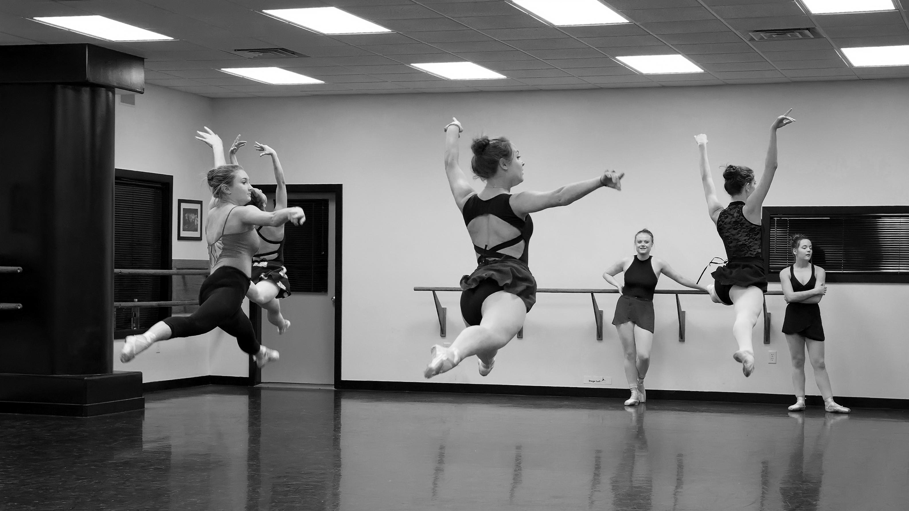 RMSA Dance Advance Ballet