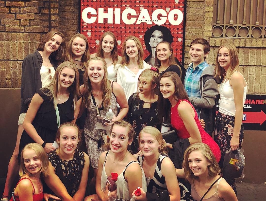 2018 RMDT New York Experience; Chicago