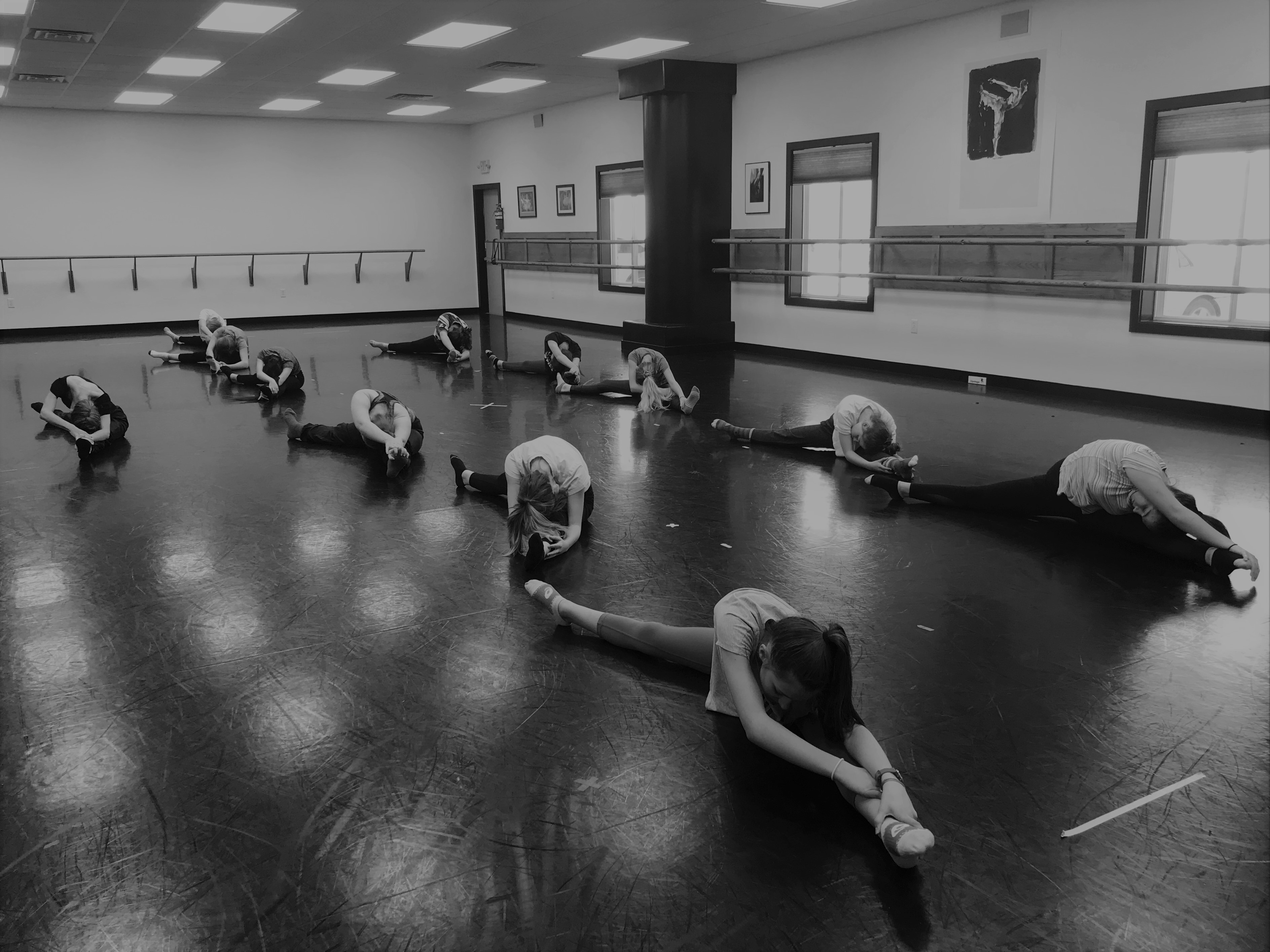 RMSA Dance Ac 5 contemporary