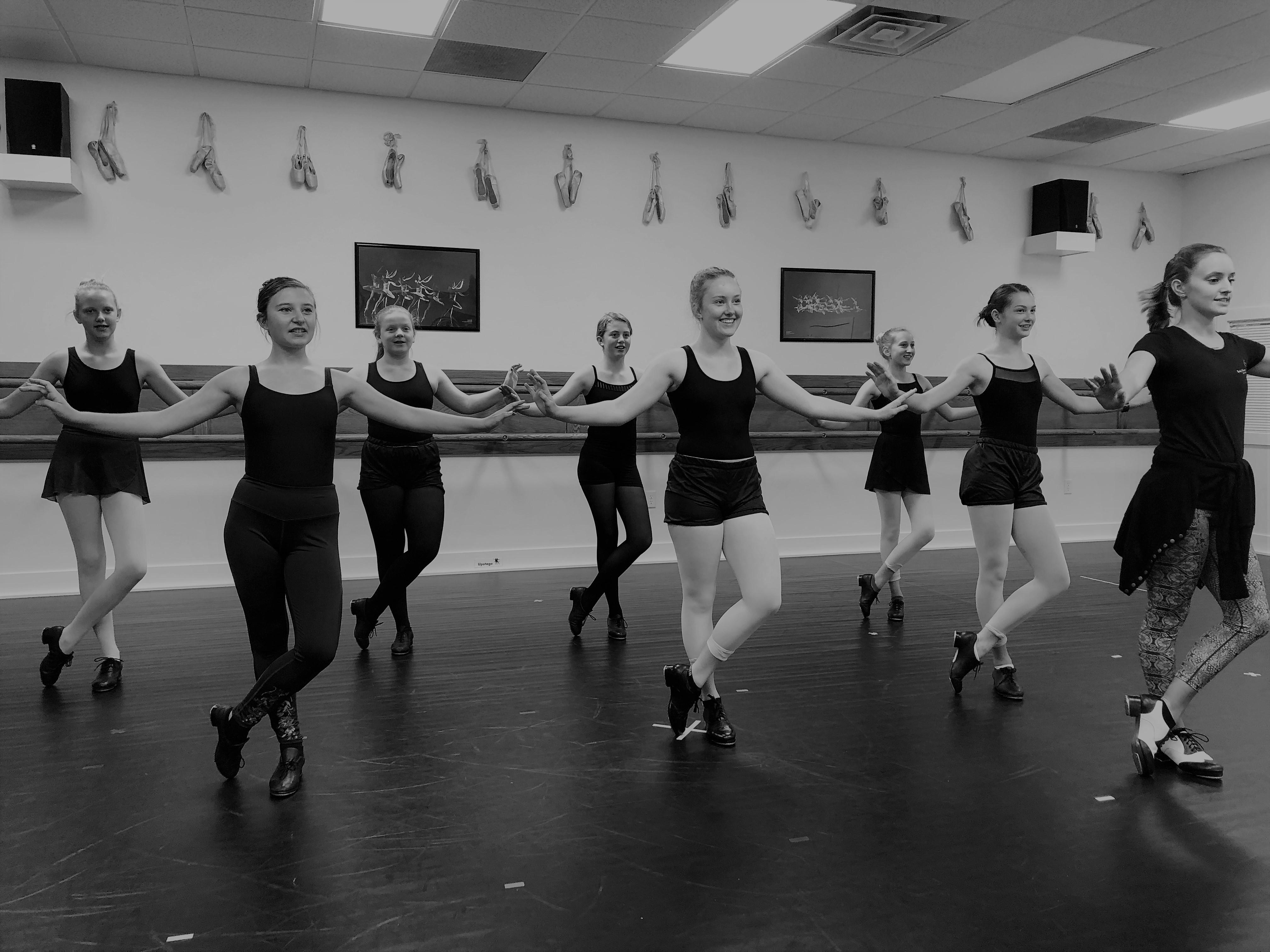 RMSA DANCE Advance tap