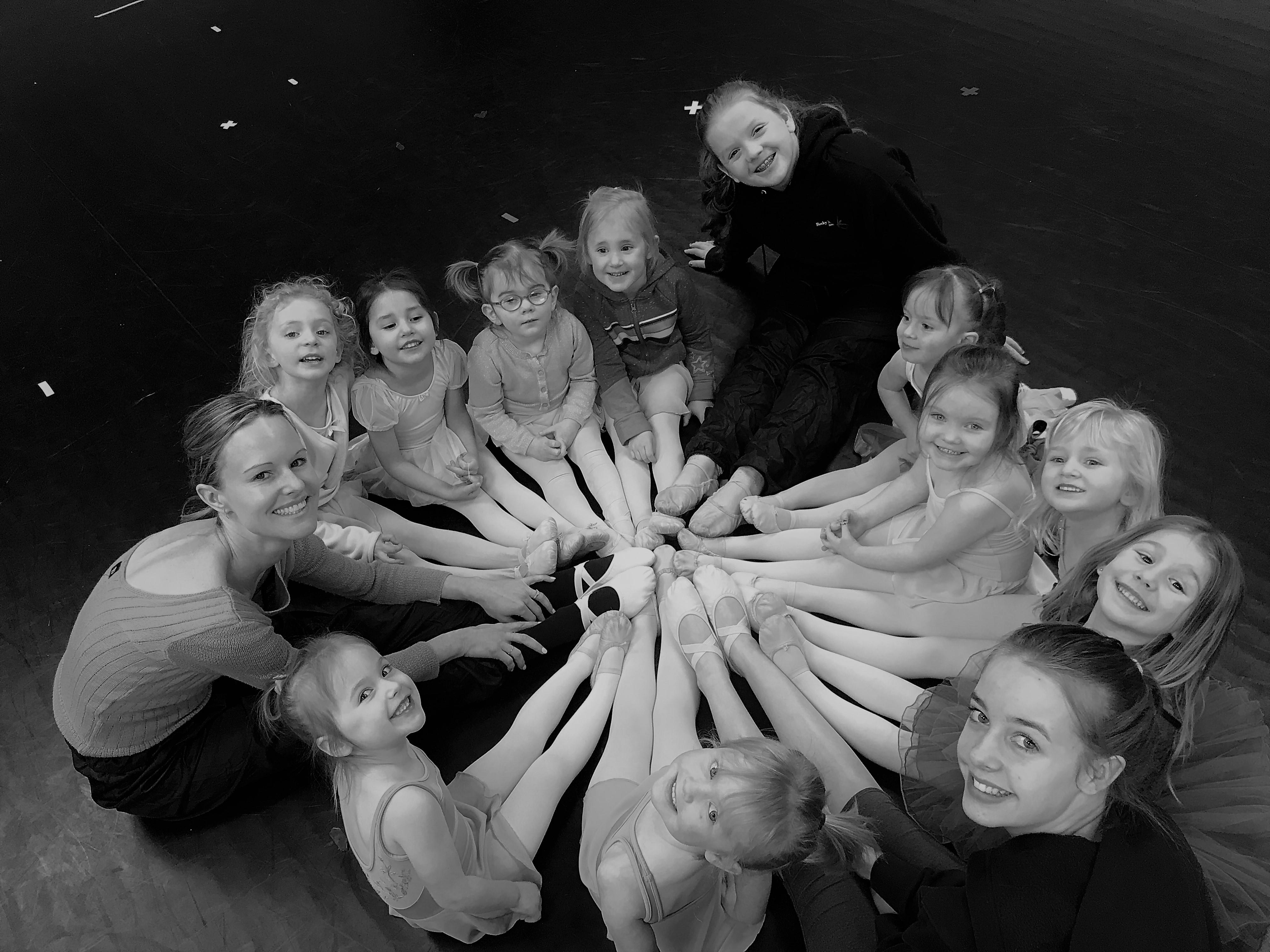 RMSA Preschool Dance