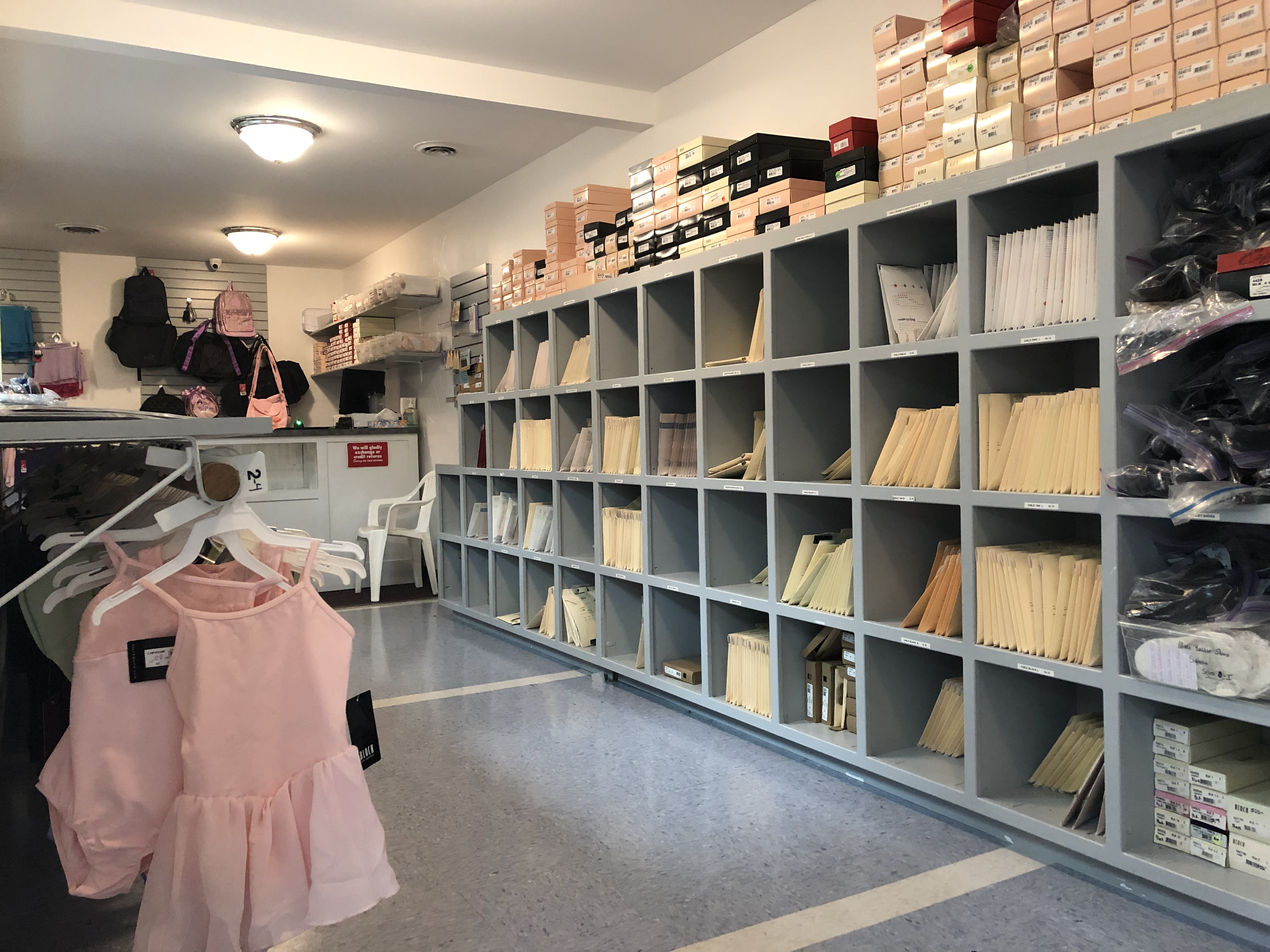 RMSA Dance Store