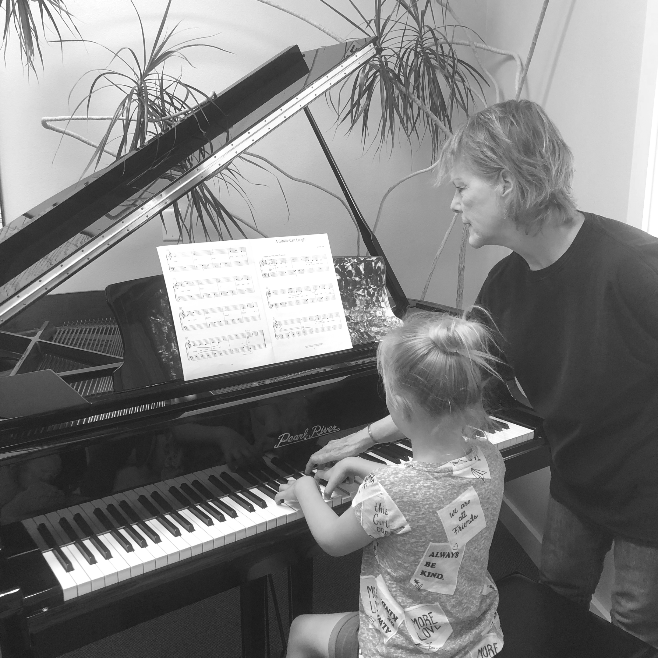 RMSA Piano Lessons