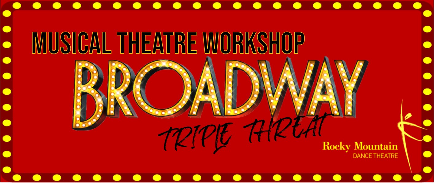 RMDT Musical Theatre Workshop