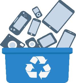 items secondwave recycles