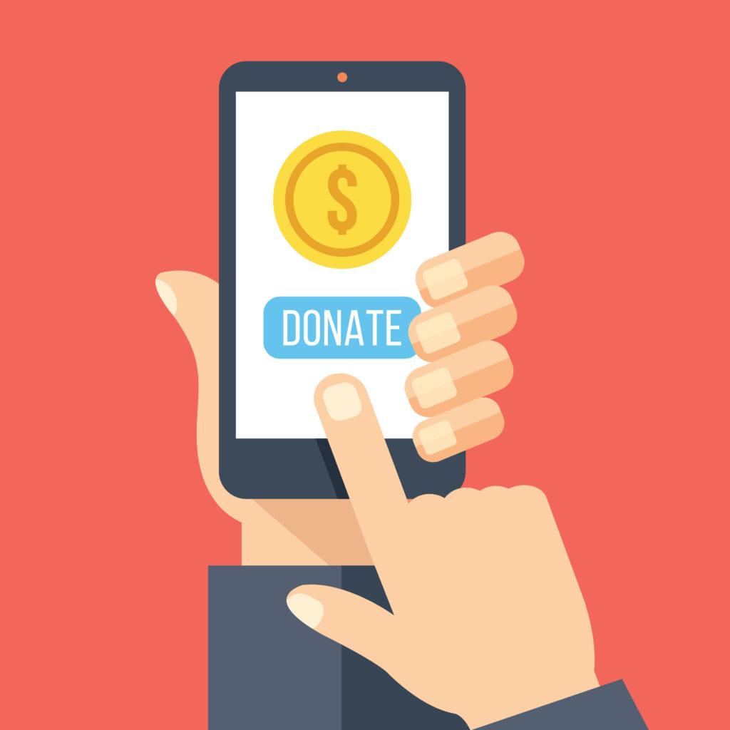 donate smartphone