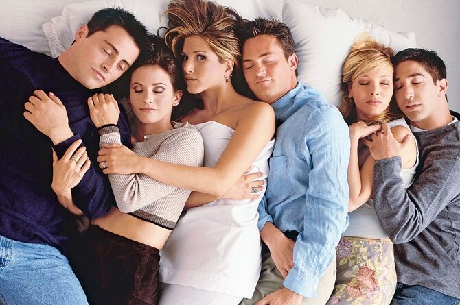 'Friends' Are Coming Back & Here Is All You Need To Know About It