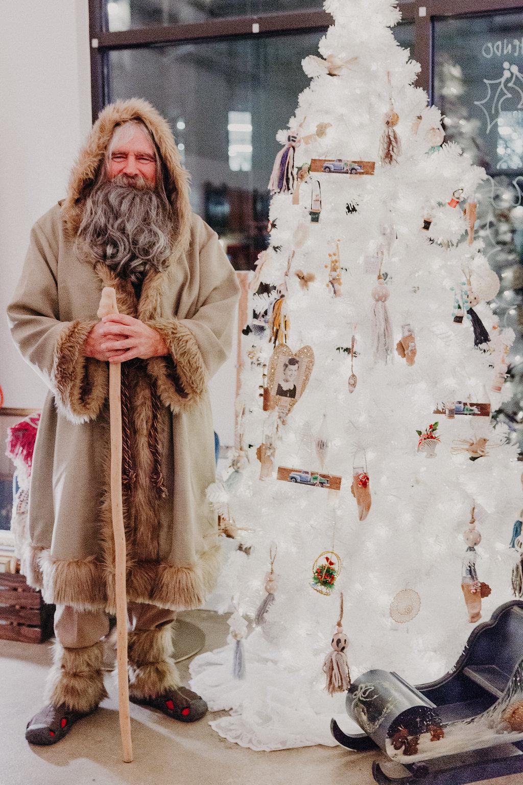 Vintage Hendo Santa