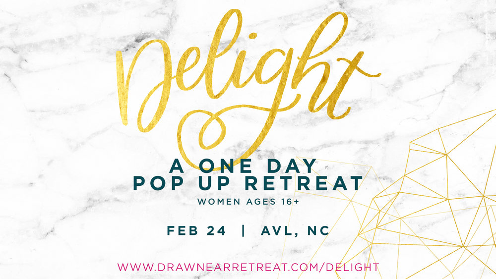 Events at Engaged: Delight Retreat