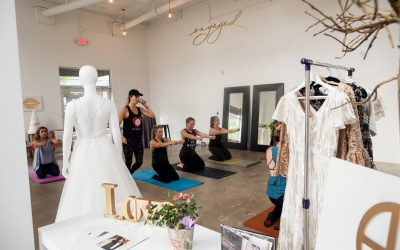 In the Studio: Pure Barre Bridal