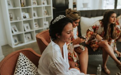 Bridal Prep: Mariana Arostegui