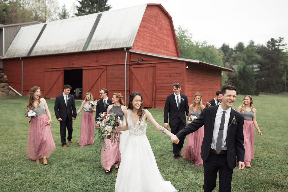 Honeysuckle Hill: A Classic Venue for Any Bride