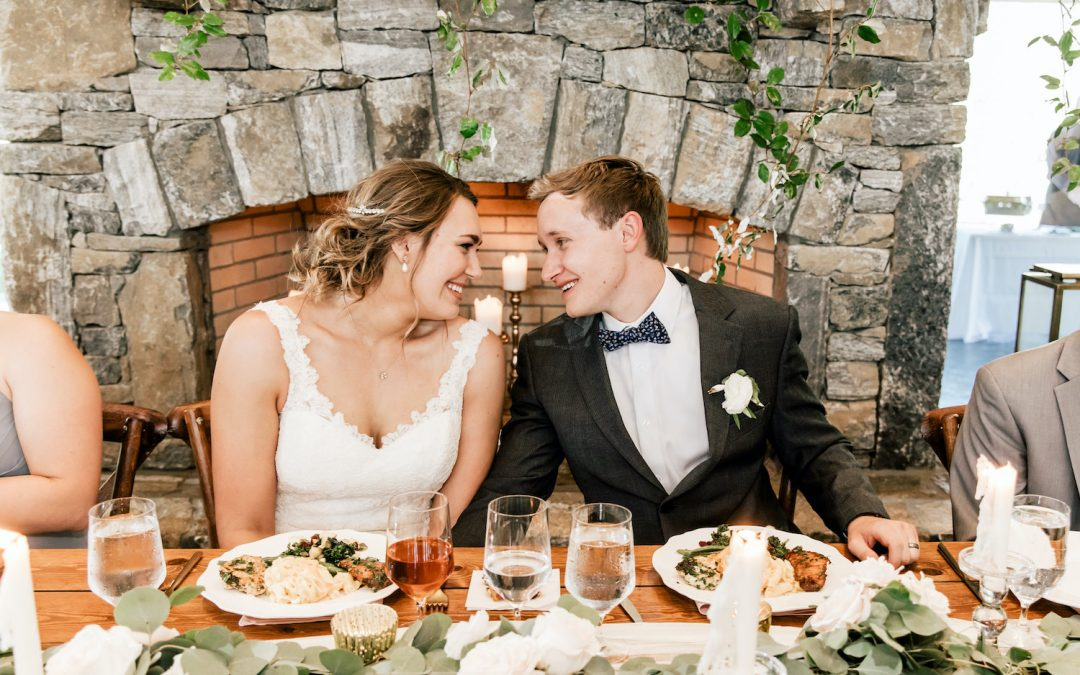 Real Asheville Summer Wedding
