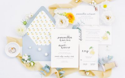 Featured: WNC Country Club Wedding