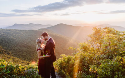 Engagement Photos in Asheville