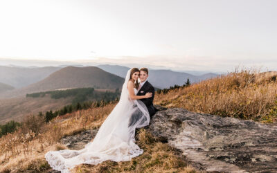 Rachel & Preston's Asheville Wedding