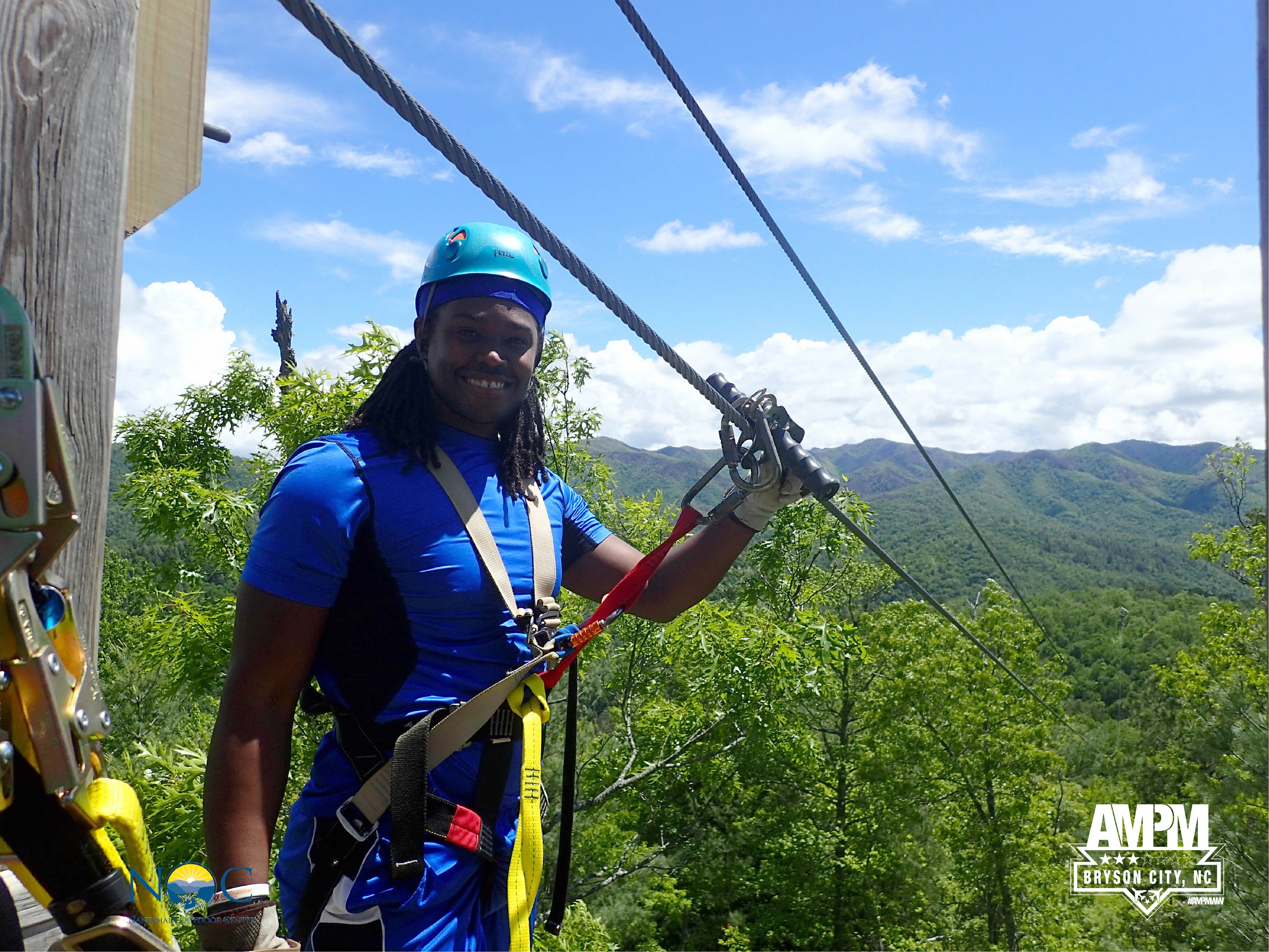 Breathtaking Smoky Mountain Zip Line Adventure