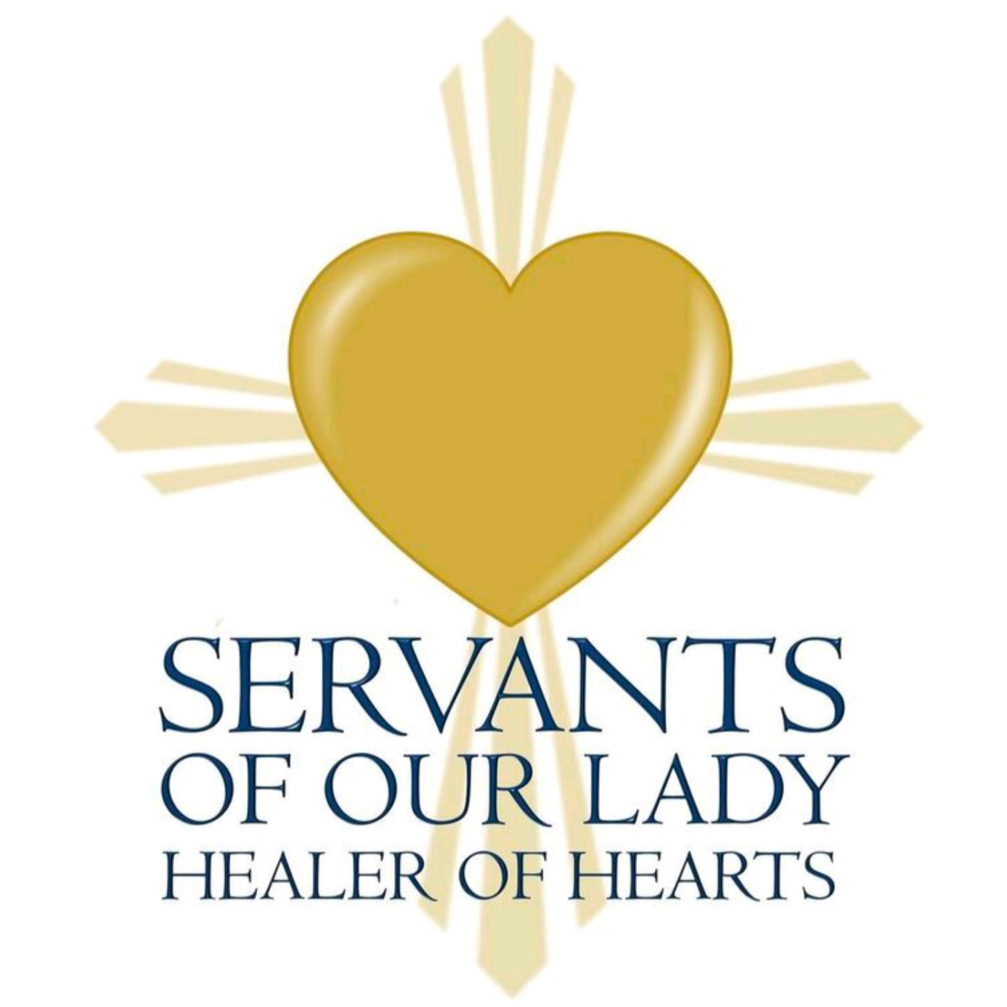 Society of Our Lady Healer of Hearts logo