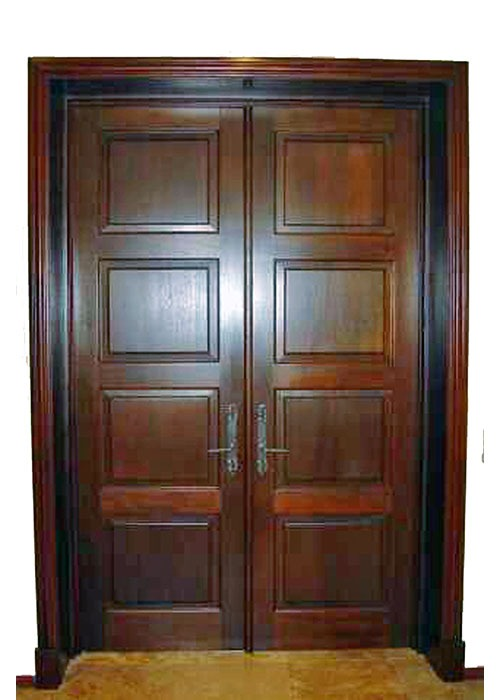 Bay Mahogany Interior Doors