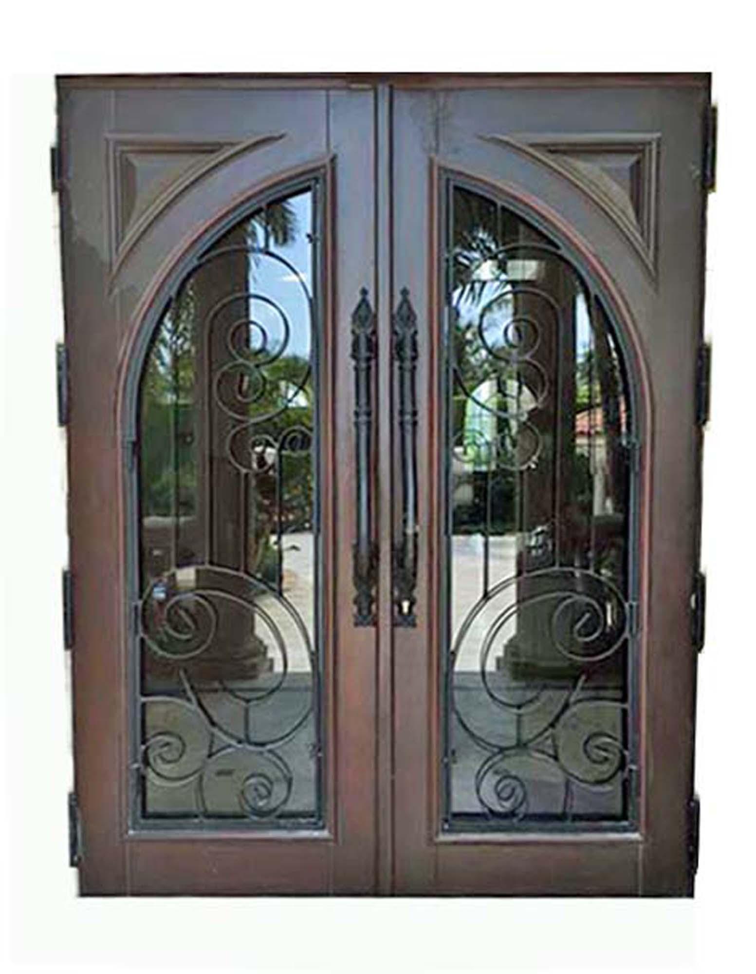 Attkis front door
