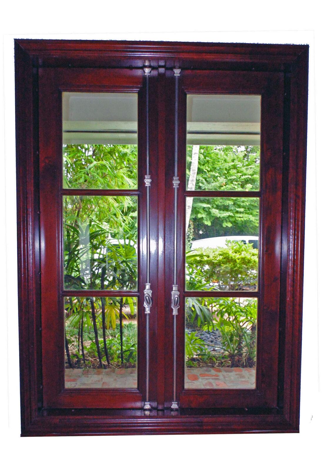 COCONUT GROVE LIVING ROOM WINDOW