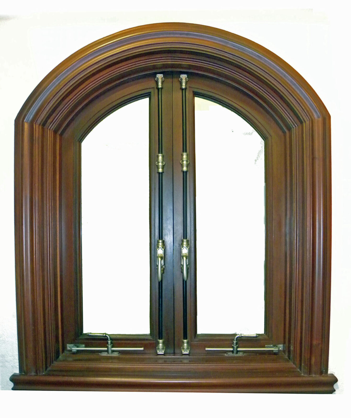 MODIGLIANI MAHOGANY WINDOWS