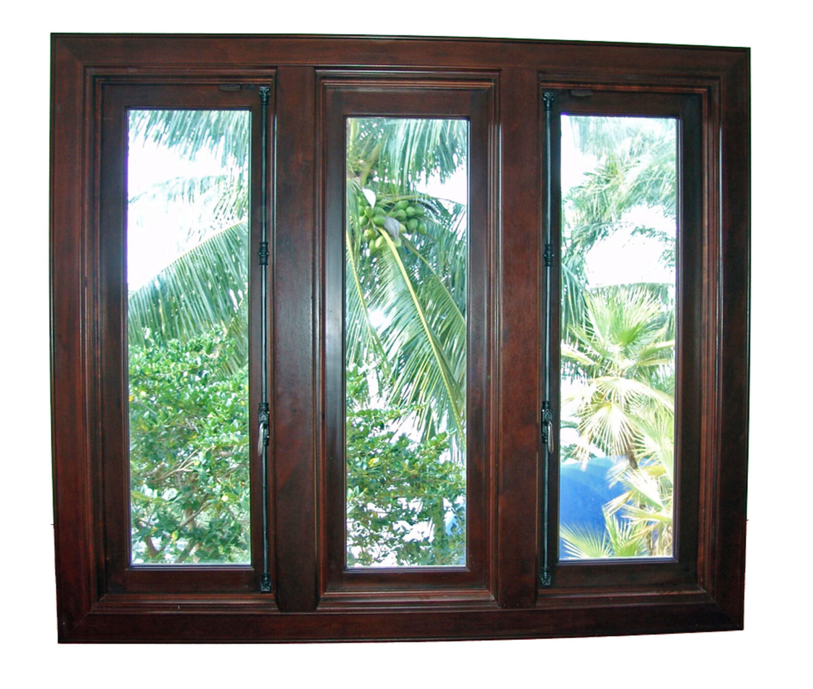 NURMI ISLAN CASEMENT AND FIXED WINDOWS