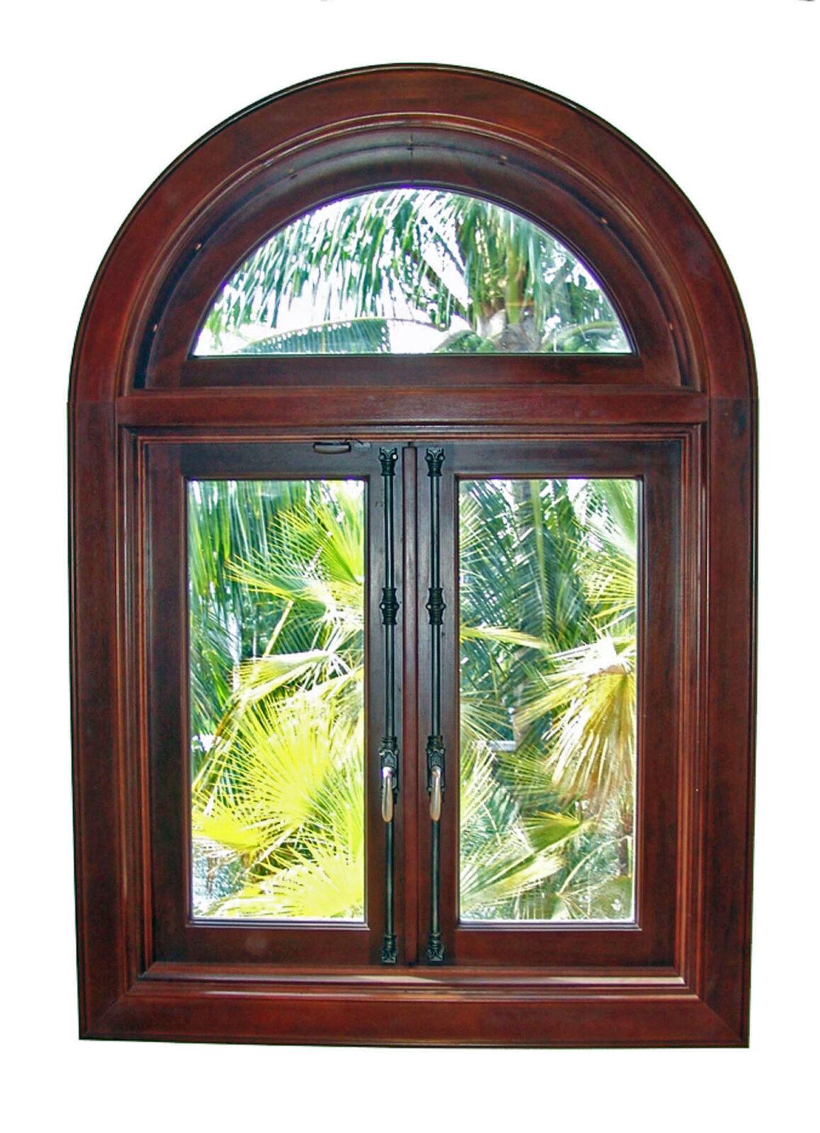 NURMI ISLAND ARCHED WINDOW