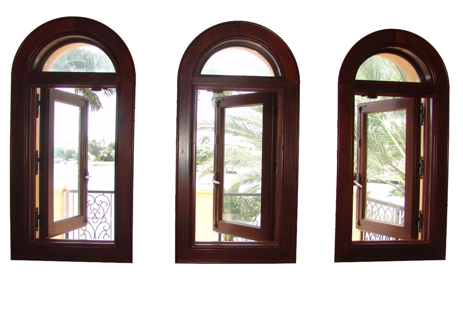 NURMI ISLAND CASEMENT WINDOWS