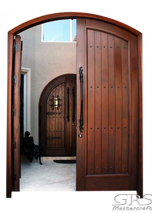 Pompano Entry Gate Door
