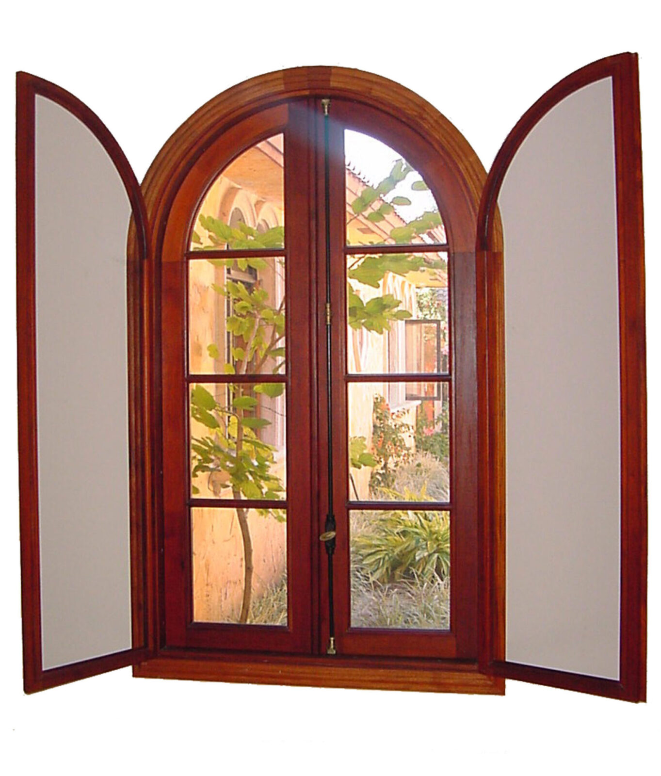 SANTA FE CASEMENT WINDOWS