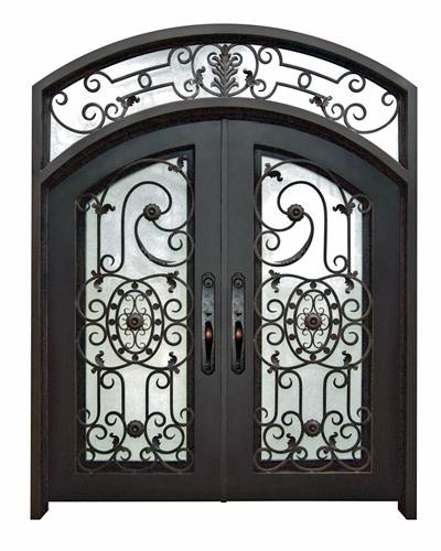 Arequipa Iron Door