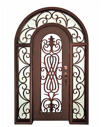 Capri Iron Door