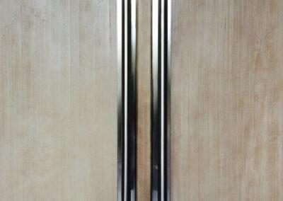 HIGHLAND BEACH DOOR PULL DETAIL.