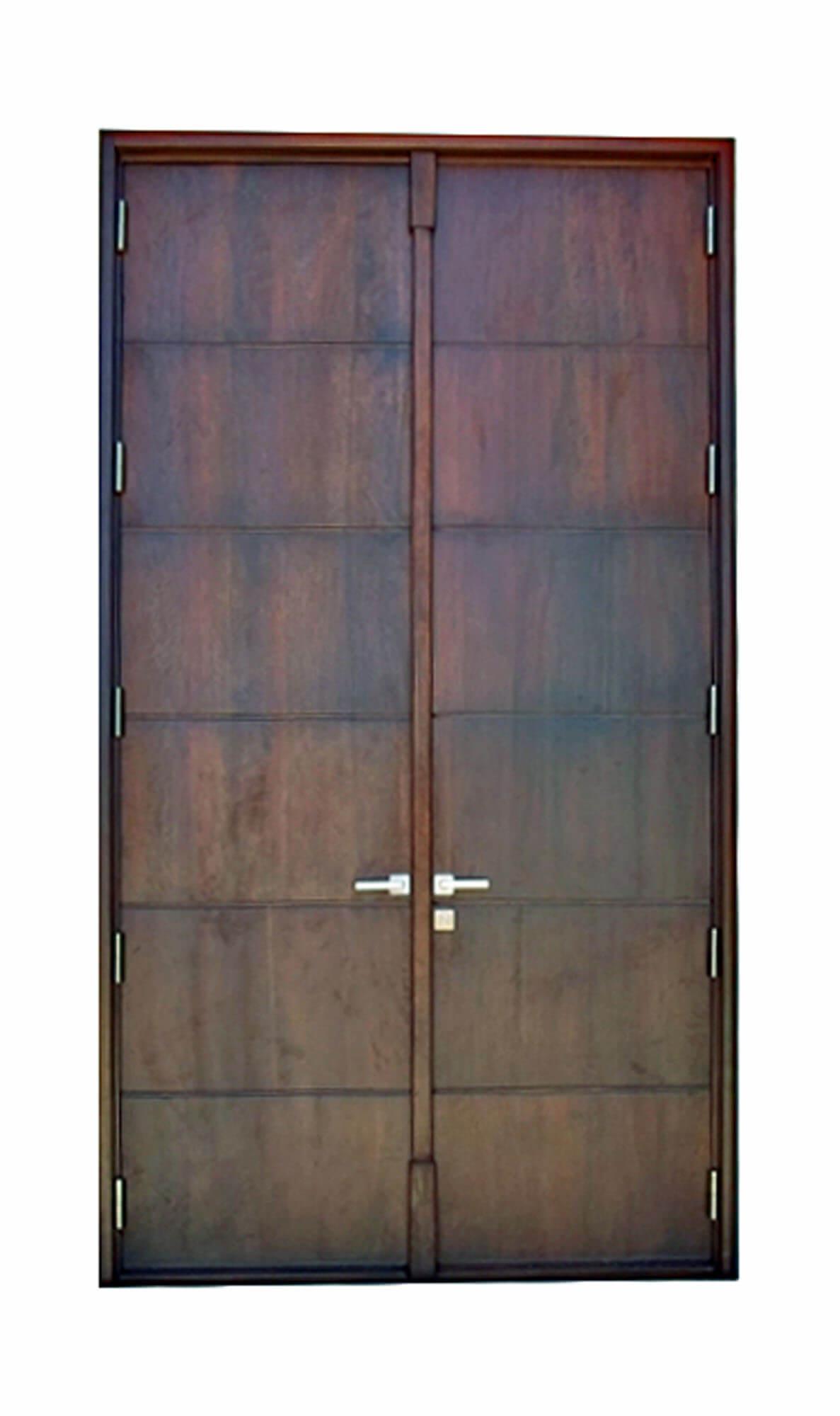 Hobe Sound Mahogany Entrance Door