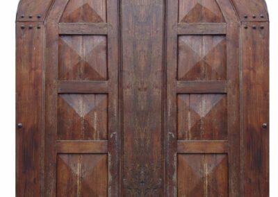 HOMESTEAD MAHOGANY VINTAGE DOOR.