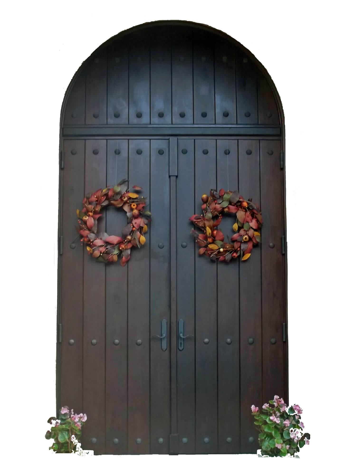 ISLA VIRGEN MAHOGANY ENTRANCE DOOR