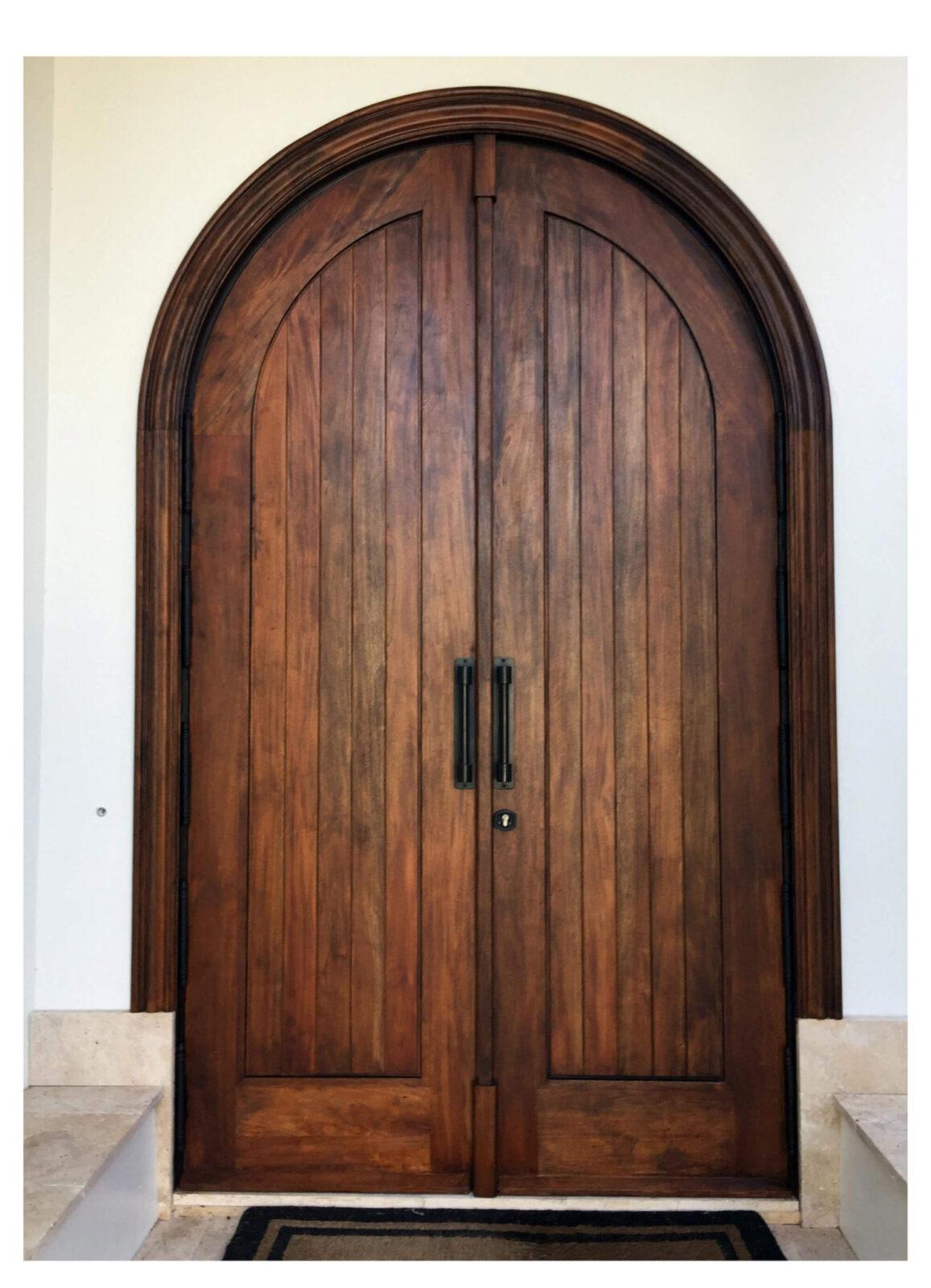 Lauderhill Mahogany Exterior Doors