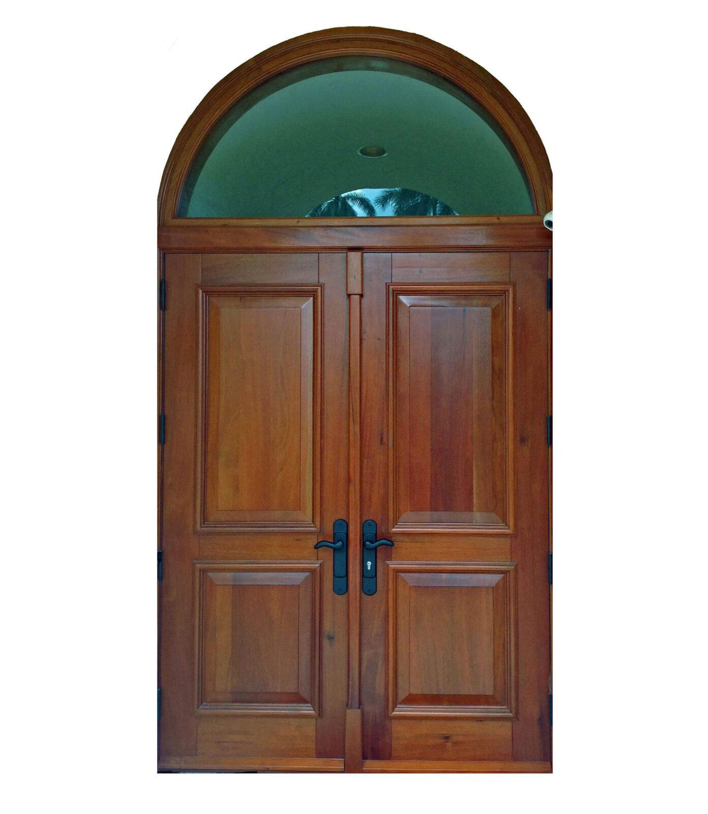 Austin Mahogany Doors