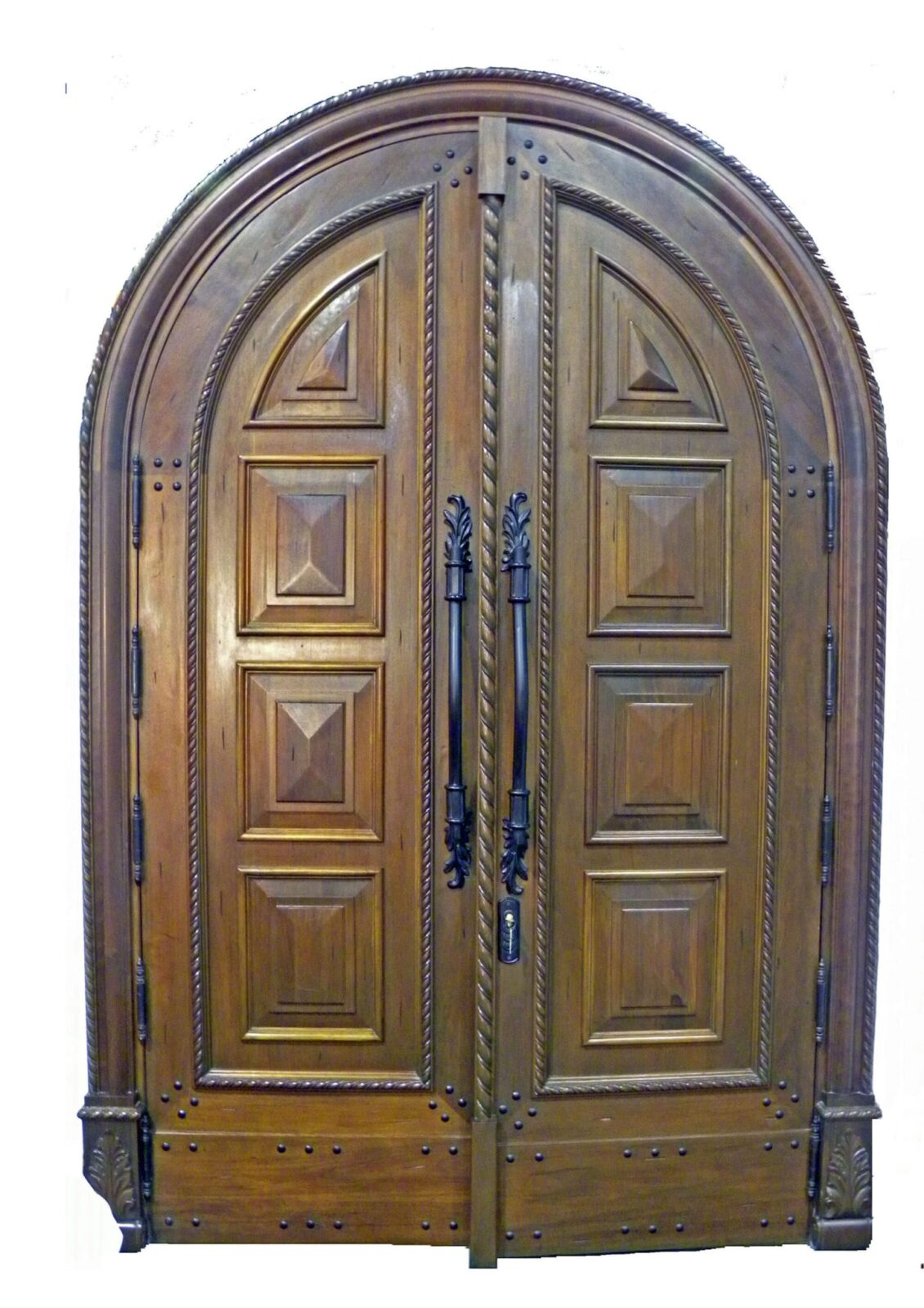 Medici Mahogany Entrance Doors