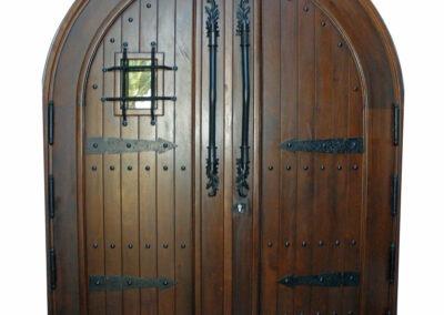 AVENTURA MAHOGANY ENTRY DOORS.