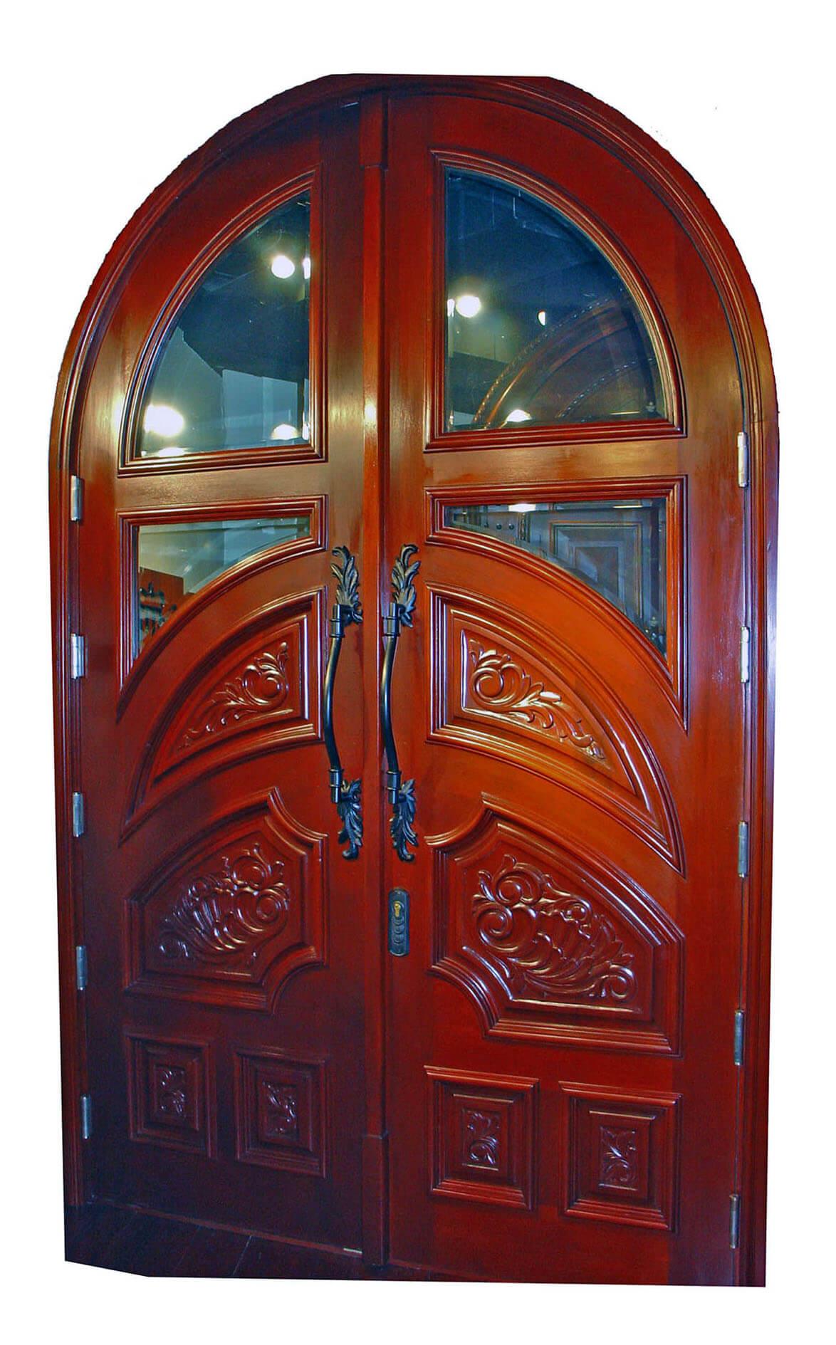 PENSACOLA MAHOGANY DOORS