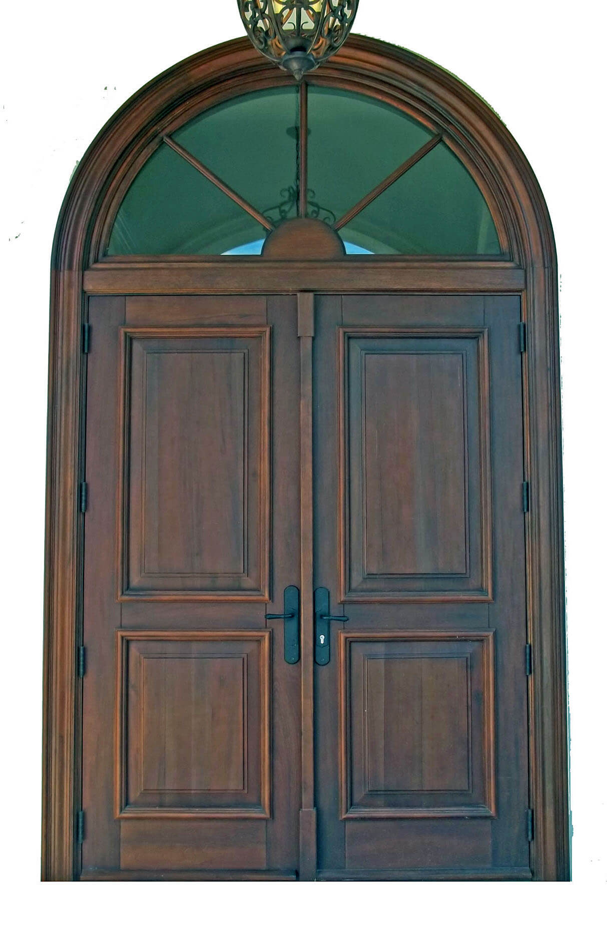 POMPANO BEACH MAHOGANY EXTERIOR DOORS