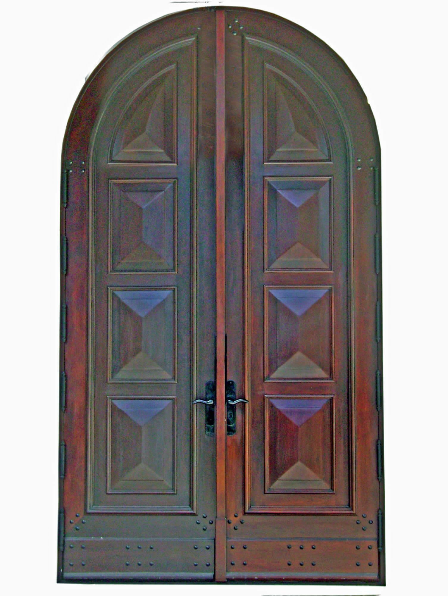 SURFSIDE MAHOGANY DOORS