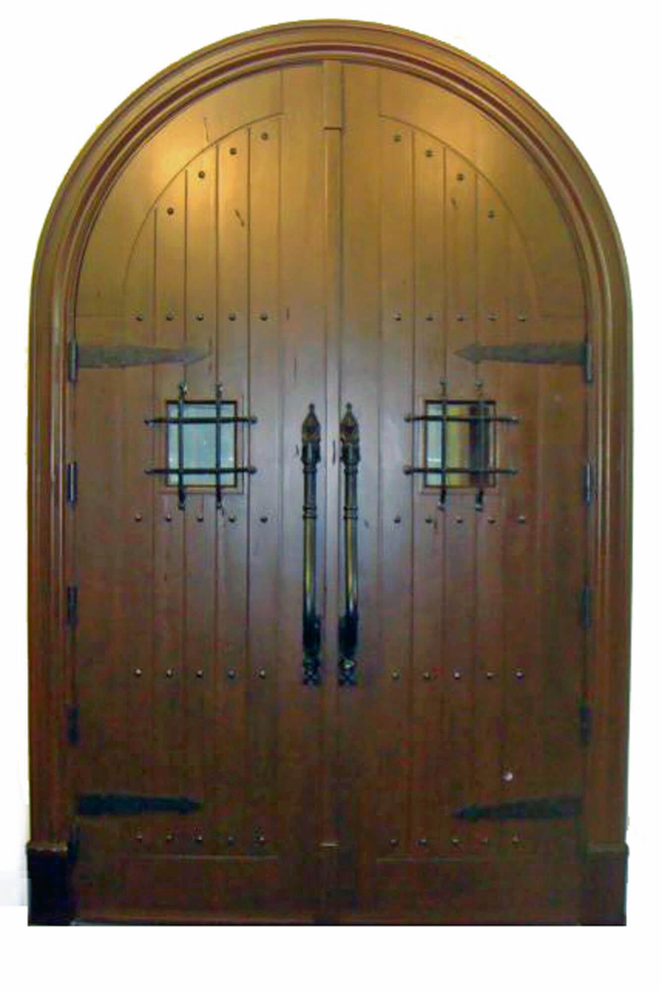 WESTHAMPTON MAHOGANY EXTERIOR DOOR.