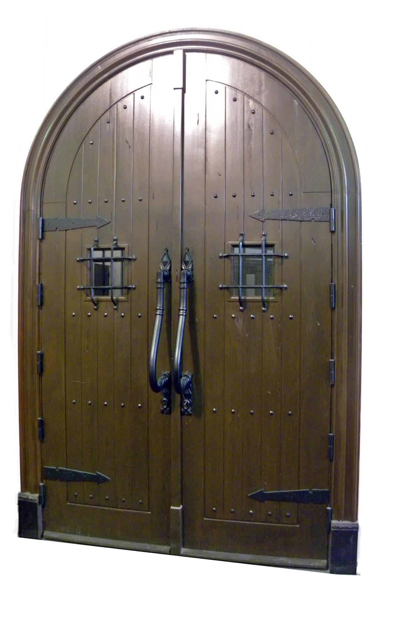 Westhampton Mahogany Exterior Doors