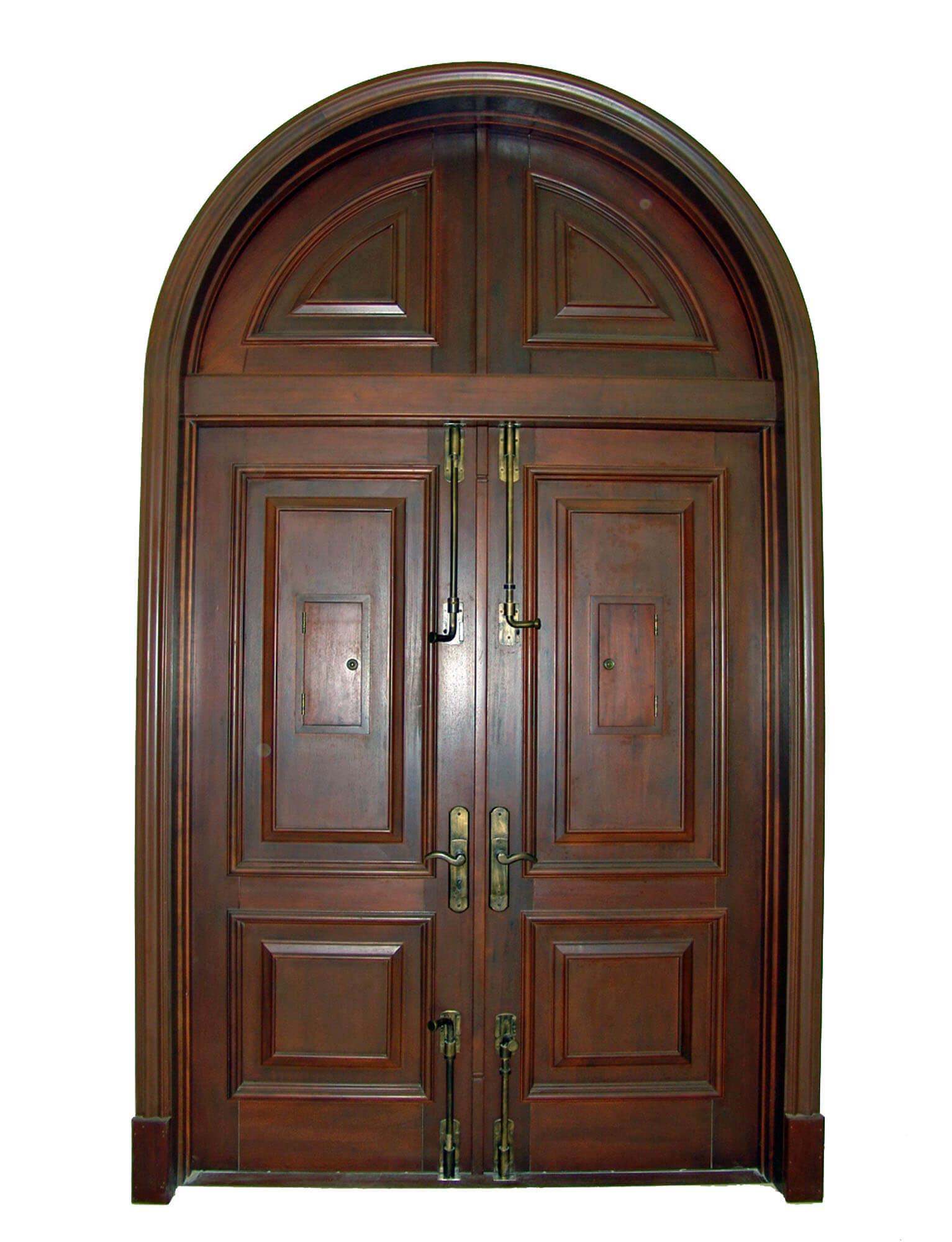 Coco Mahogany Doors