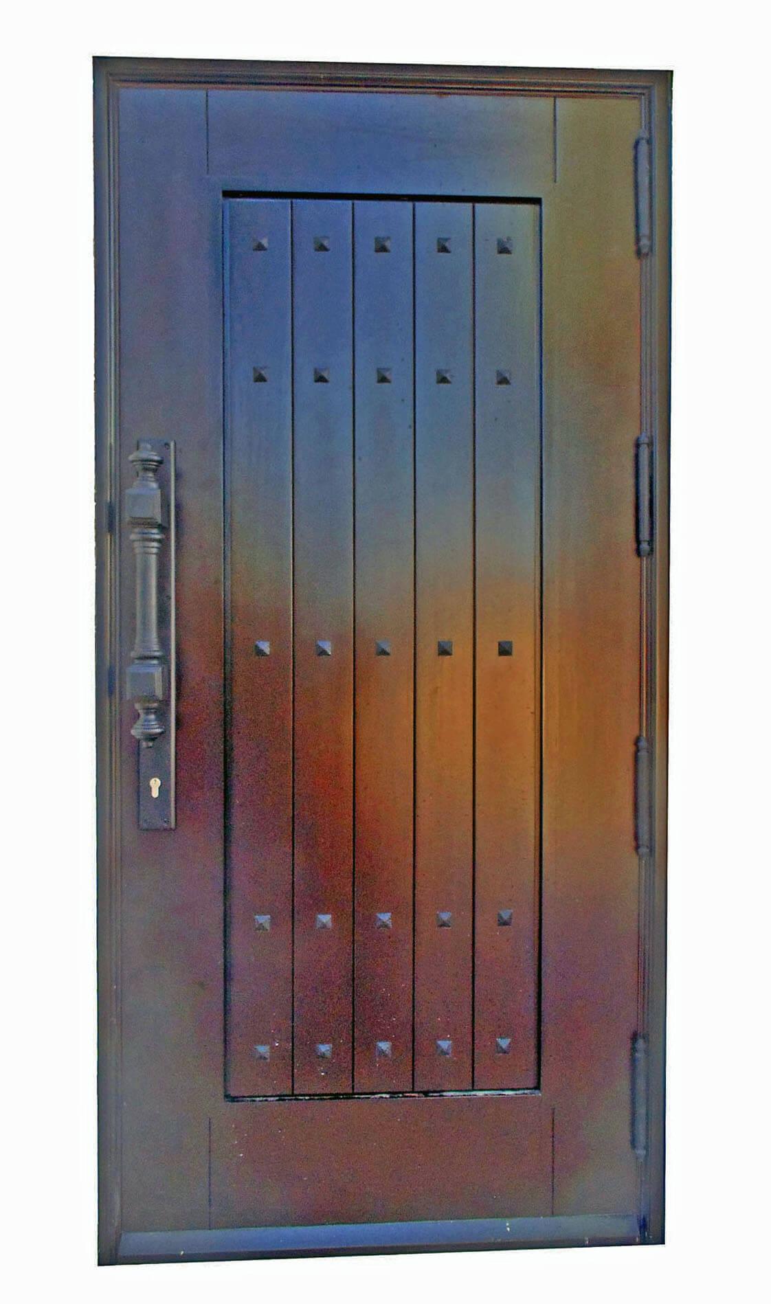 Colorado Mahogany Entry Doors